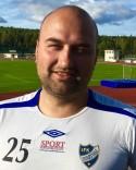 Söråkers tränare Mikael Kotermajer i IFK Sundsvalls ställ.
