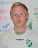 Andreas Moden satte fyra mål inkl. ett äkta hattrick.