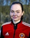 Engelina Nygren satte Alnös tunga 3-1-mål.