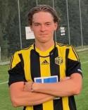 Kuben 2:s Alexander Nordin nätade totalt 19 gånger i årets division 5-spel.