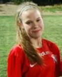 Anna Törnblom gjorde Sundsvalls FF:s andra mål.