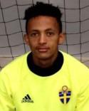 Kbrom Brhane gjorde sina två första mål i division 2-sammanhang.