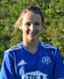 Hanna Ekdahl formligen målexploderade i avslutningsmatchen. Fyra fullträffar på sju minuter!