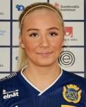 Maja Winsa gjorde ett av SDFF:s fyra mål i regnet mot Sätra.