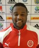 Håller Svartviks målvakt Henoc Ekanga nollan mot Delsbo räcker det om hans lagkamrater pillar in en ynka boll för division 3-spel även nästa år.