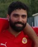 Salah Gharib hade en bra dag på jobbet och gjorde hälften av Sunds sex mål.