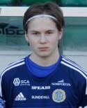 Melker Lindqvist satte det viktiga 2-1-målet.