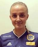 Med två mål sista kvarten sköt Jennifer Larsson SDFF vidare i cupen.