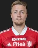 Fredrik Johansson, Piteå IF