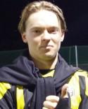 Alexander Nordin, skytteligavinnare i femman 2020.