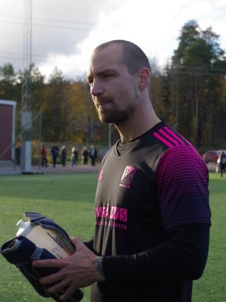 Bild 43.  Marcus Krutzèn, Luckstas målvakt . Foto: Pia Skogman, Lokalfotbollen.nu