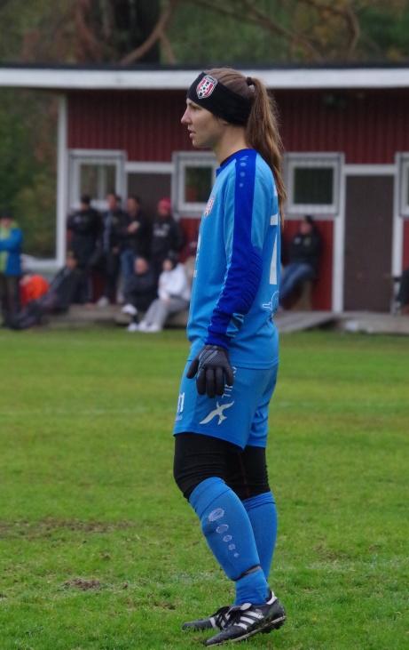 Bild 24. Söråkers målvakt Foto: Pia Skogman, Lokalfotbollen.nu