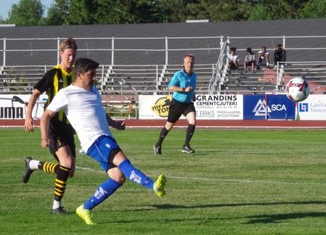 Bild 9. Foto: Pia Skogman, Lokalfotbollen.nu.