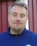Dennis Hägg tar ett break.