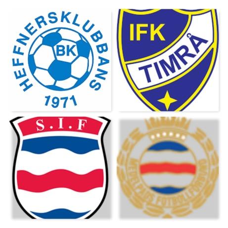 Heffnersklubban, Timrå och Stöde är de Medelpadsklubbar som spelar i div. 2 Mellersta Norrland 2021 medan SDFF 2 och Söråker får resa norrut i div. 2 Norra Norrland Syd,