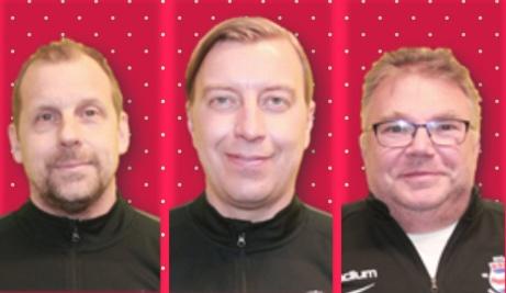 Anders Strandlund, Robert Englund och Mikael Backlund fortsätter leda Stödes division 2-lag 2021.