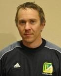 Sportchefen Martin Ålin gör ett bra jobb i Lucksta.