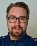 Fredrik Karlström ny i Matfors tränarstab.