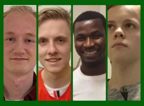 Lucksta har senaste dagarna även förlängt med nyttiga kvartetten Fredrik Ljuslinder, Linus Ljuslinder, Mamadou Sunareh och Eric Backlund.