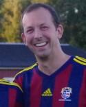 Stefam Näslund var tillbaka från älgjakten och satte en fullträff.