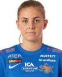 Sofia Lindmark blir kvar i Elitettan.