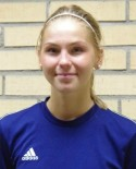 Sara Wexén tvingades sluta som målvakt, nu utespelare i Kovland.