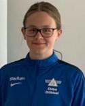 15-åriga Ebba Dübbel gjorde ett mål i vardera halvleken i 4-0-segern.