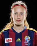 Felicia Lindström svarade för Selånger 2;s första fullträff för säsongen.