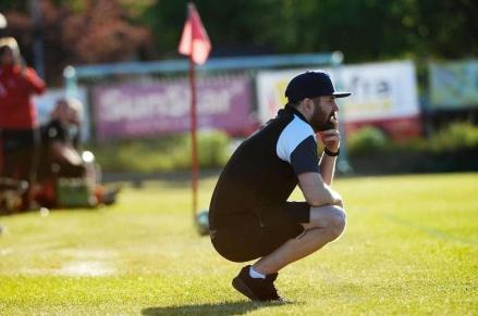 Jocke Sjödin är tillbaka uppe på Hemmanet och ska försöka coacha fram Svartvik till nya framgångar 2021. Foto: Svartviks IF.