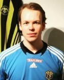 Jack Eriksson, ny keeper i Kuben.