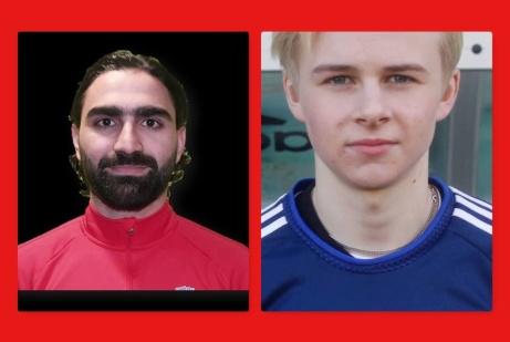Senaste nytt i Stöde. Vänsterbacken Osman Aksoy förlänger och mittfältaren Calle Winsten ansluter från Gamla Upsala SK.