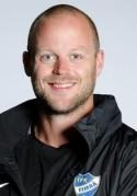 Hannes Krosse, ny huvudtränare för IFK Timrås herrlag.