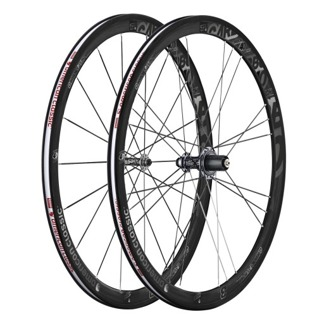 American Classic Carbon 40mm Clincher DISC. - AM 40 clincher disc