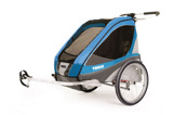 Cykelvagn Thule Chariot Corsaire 2
