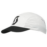 SCOTT CLASSIC CYCLING CAP, white