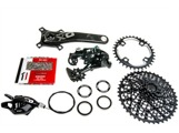 SRAM Groupset X01 BB30, 11 speed