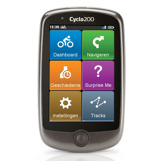 Mio Navigation Cyclo 200 WE  GPS