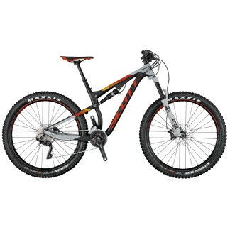 SCOTT GENIUS 720 PLUS -17 - S