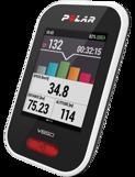 POLAR V650 CYKELDATOR MED GPS (med och utan pulssensor)