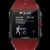 POLAR V800 SPORTKLOCKA MED GPS - Röd