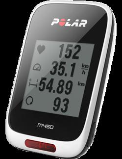 Polar M 450 utan pulssensor -