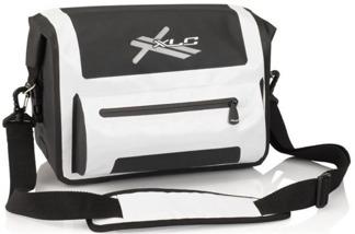 XLC Styrväska. 100%vattentät, vit -