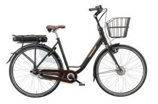 Batavus Torino E-go+ brun - stl 48cm