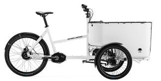 Butcher & Bicycles Mk1-E - Vit