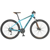 SCOTT - ASPECT 750 Light blue/red