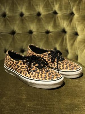 VANS Leopard Sneakers