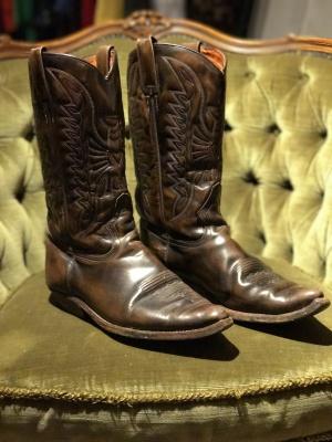 SENCOND HAND Wester-Boots Bruna Stl 43