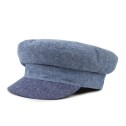 BRIXTON Lil Fiddler Cap Blue/Navy
