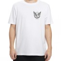 DEPALMA Thunder Road T-shirt White