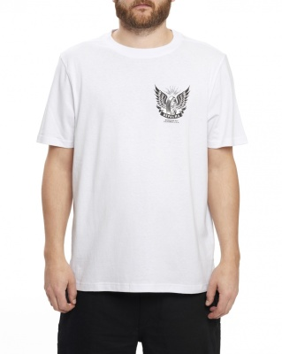 DEPALMA Thunder Road T-shirt White